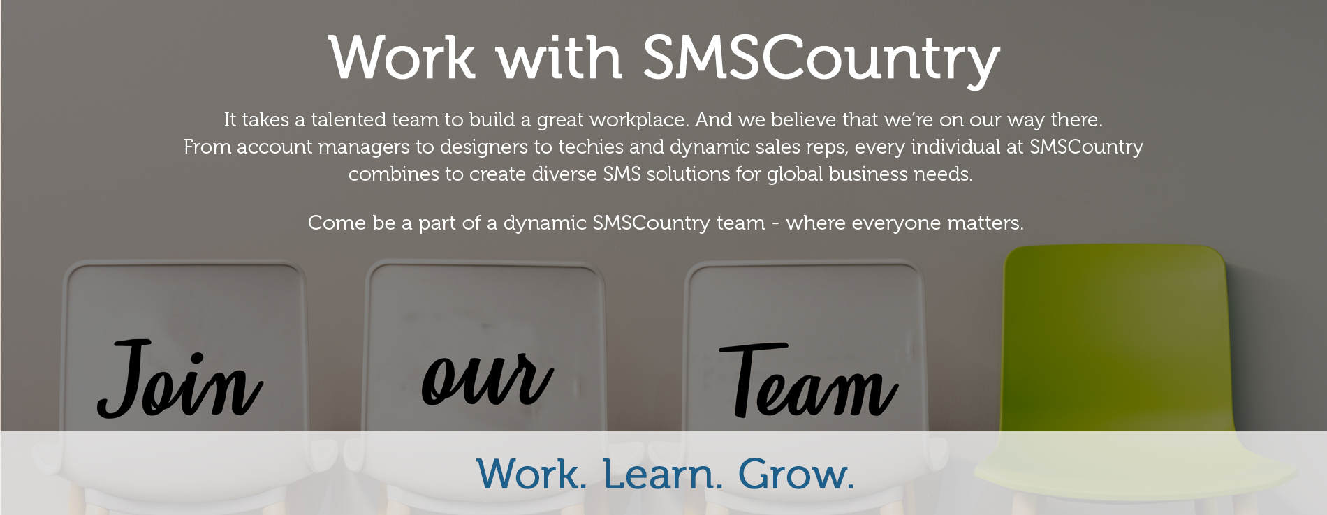 SMSCountryountry-Careers